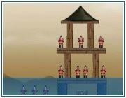 Игра для девочек Осада замка