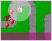 Игра для девочек Защита башни