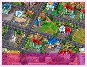 Игра для девочек Джейн: Город мечты