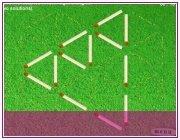 Игра для девочек Игрушечные спички