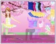 Игра для девочек Балерина танцор