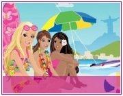 Игра для девочек Подружки-путешественницы