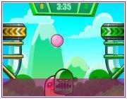 Игра для девочек Сумашедший шарик