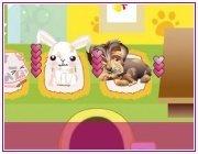 Игра для девочек Больница для животных