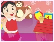 Игра для девочек Построй дом