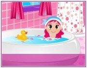 Игра для девочек Декор ванной