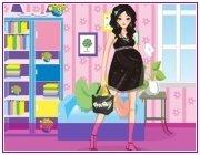 Игра для девочек Мода беременной мамы